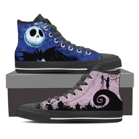 The Nightmare Before Christmas Shoes For Women