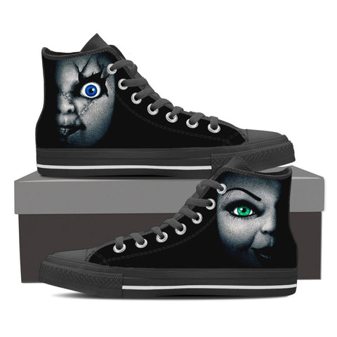 Chucky and Tiffany Shoes for Men