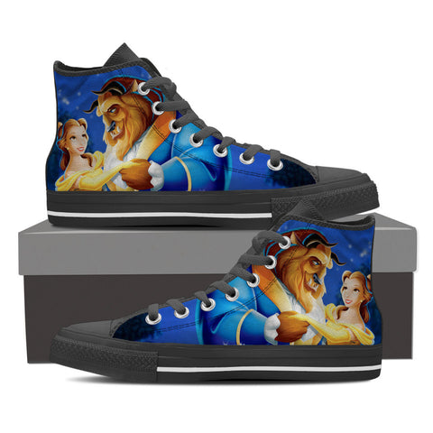 Beauty & the Beast Men Shoes