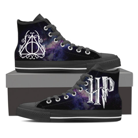 Deathly Hallows Harry Potter Shoes For Women