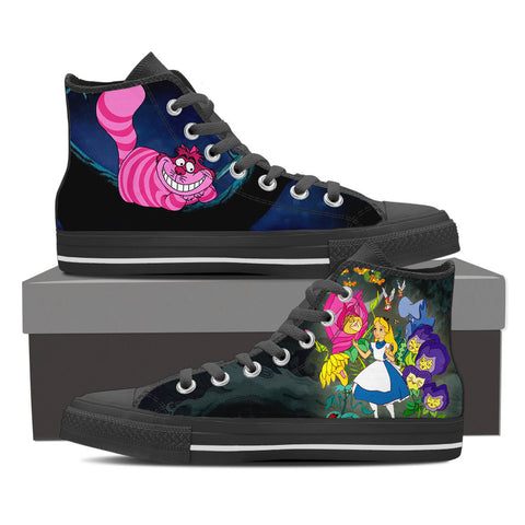 Alice In Wonderland Shoes For Men