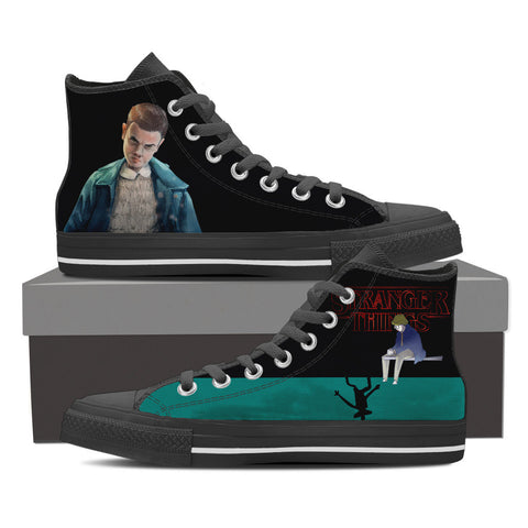 Stranger Things Shoes For Women