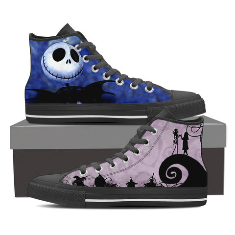 The Nightmare Before Christmas Shoes For Men