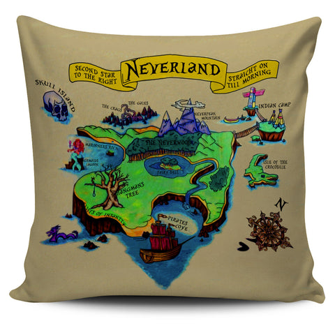 Neverland Pillow Cover