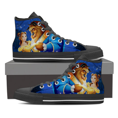 Beauty & the Beast Women Shoes