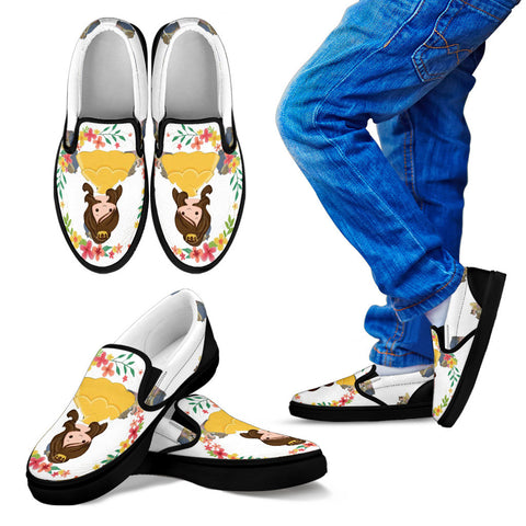 Beauty and The Beast Shoes For Kids
