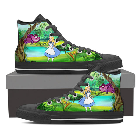 Alice & Cheshire Cat Shoes For Women