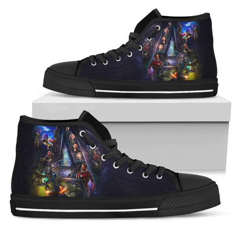 Avengers: Infinity War Shoes For Women