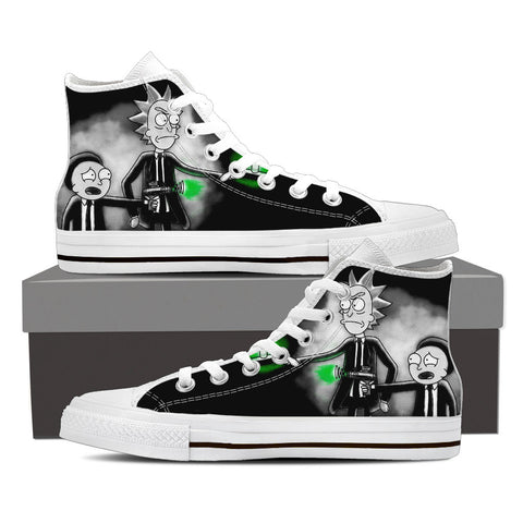 047932554369f3 Rick and Morty Shoes For Men – Moovie Shop