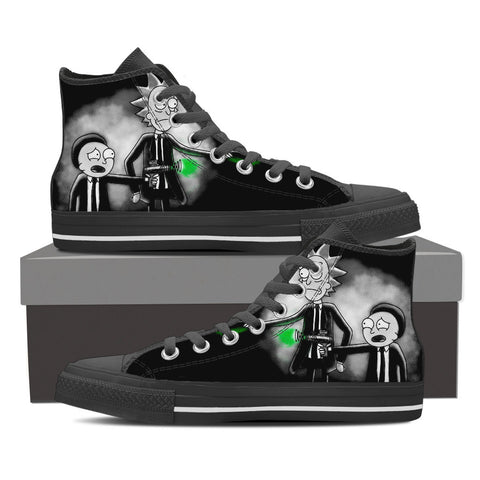 Rick and Morty Shoes For Women