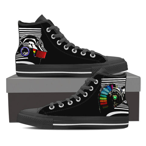 Daft Punk Shoes For Men