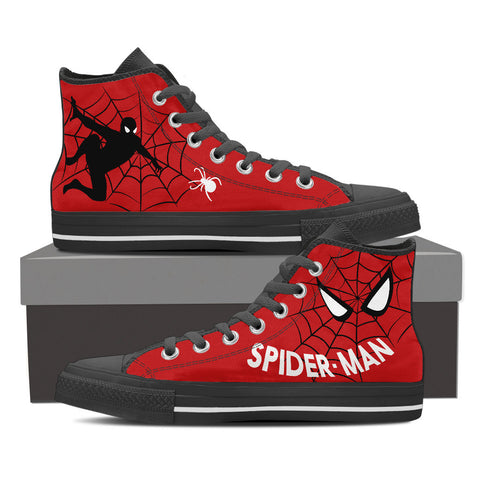 Spider - Man Shoes For Women
