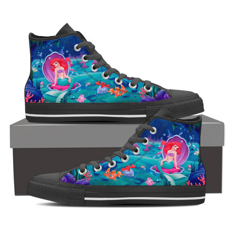 Ariel Mermaid Shoes For Women