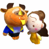 Beauty and the Beast Plush Toy