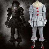 Costume Halloween Stephen King's It Pennywise Cosplay
