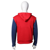 Spider Man Hooded Sweatshirt