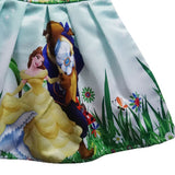 Beauty and The Beast Dress For Kids