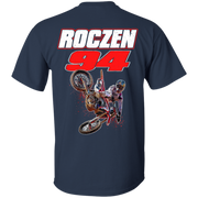 11 KEN 94 ROCZEN MOTOCROSS SUPERCROSS CHAMPION GIFT back side