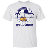221 Gudetama Summer Time Tee Shirt