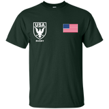 1336 Us Usa Rugby T-Shirt Jersey