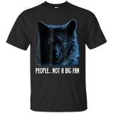 12 PEOPLE NOT A BIG FAN SHIRT