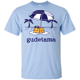 221 Gudetama Summer Time Tee Youth Shirt
