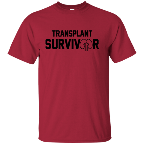 03 KIDNEY TRANSPLANT SURVIVOR T-SHIRT