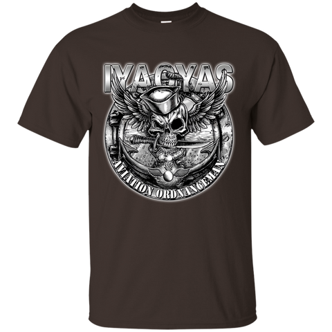 11 AVIATION ORDNANCEMAN IYAOYAS MILITARY TSHIRT