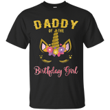 1397_1 Daddy Of The Birthday Girl T-Shirt