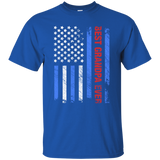 America Flag Best Grandpa G200 Gildan Ultra Cotton T-Shirt