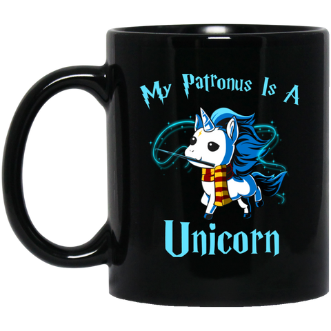 1484 Unicorn My Patronus Is A Unicorn Mug