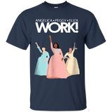18 WOMENS FAN FAVORITE SCHUYLER SISTERS WORK T SHIRT