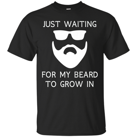 1388 Just waiting for my beard shirt