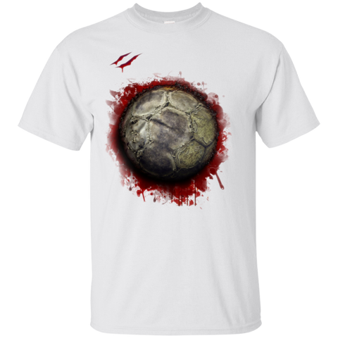 21 zombie soccer player tshirt halloween 2017