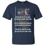 1350 Ragged Old Flag T-Shirt