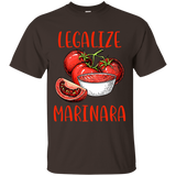 13 MARINARA TOMATO SAUCE - LEGALIZING IT T-SHIRT