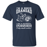 Bike Granddad G200 Gildan Ultra Cotton T-Shirt