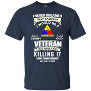 2ND ARMORED DIVISION VETERAN Shirt