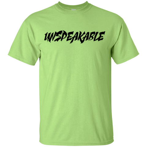 185 Unspeakable green Youth T-shirt