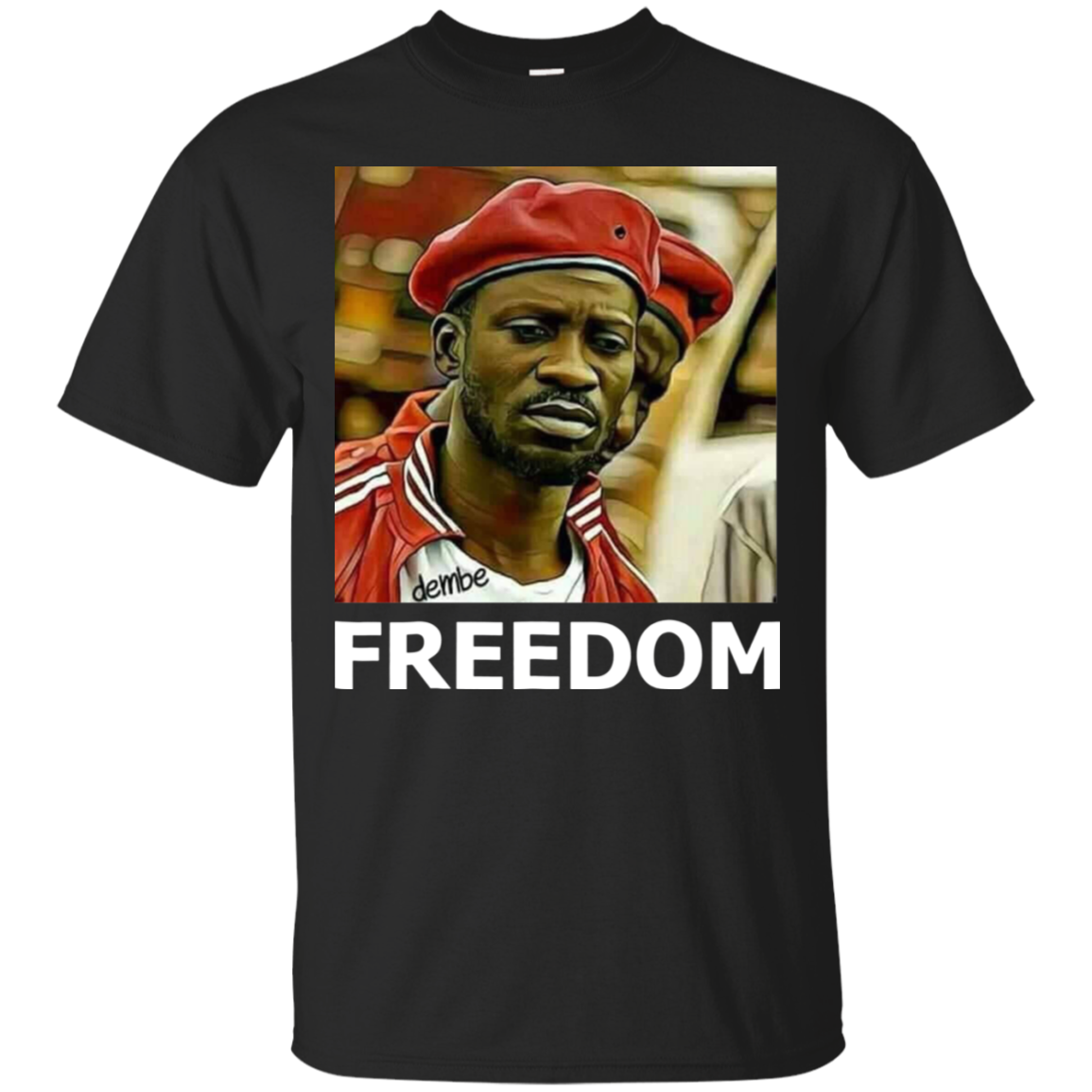 FREE BOBI WINE Freedom Shirt