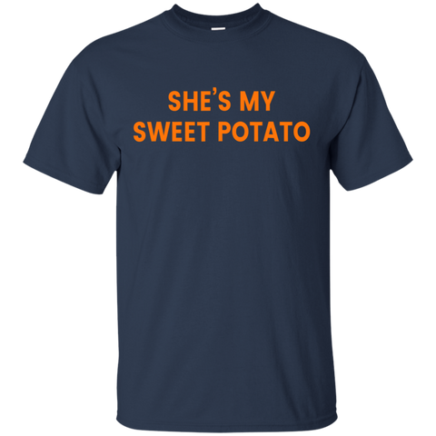 188-1 She's My Sweet Potato T-Shirt 8