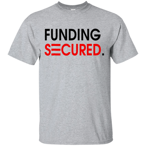 136 Funding Secured Shirt