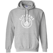 9 MANCHESTER CITY – CITYZENS PULLOVER HOODIE