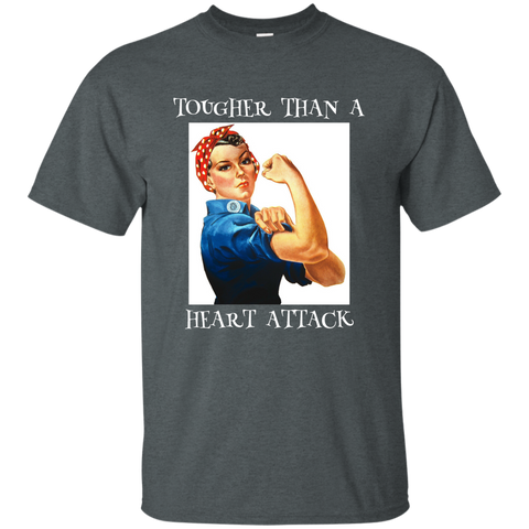18 HEART ATTACK SURVIVOR GIFT T-SHIRT