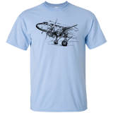 Airplane G200 Gildan Ultra Cotton T-Shirt