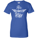 Air Force Wifey Tshirt