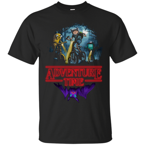 113 Adventure Time Shirt Stranger Things