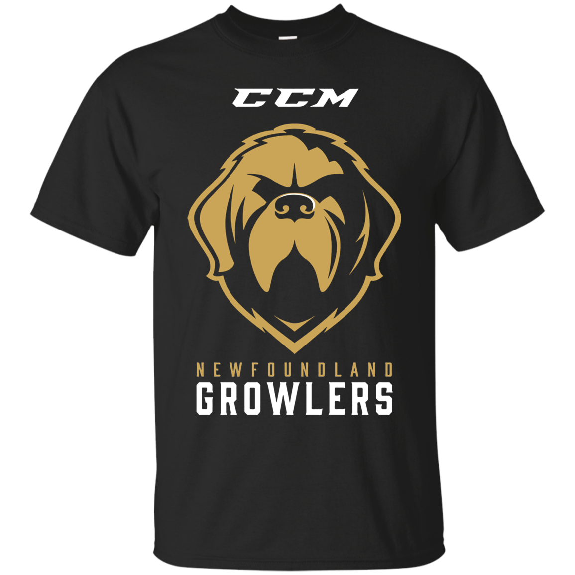 84 Newfoundland Growlers Men's T-shirt