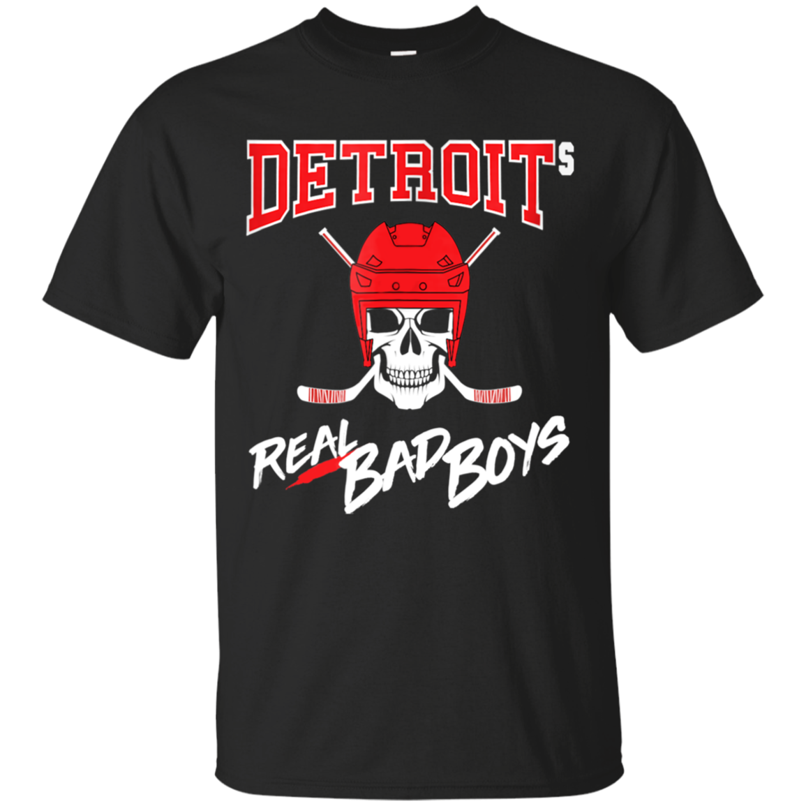 Detroits Real Bad Boys Detroit Hockey Bob Probert Shirt