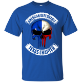 1378 American Deplorable Texas Chapter Tshirt